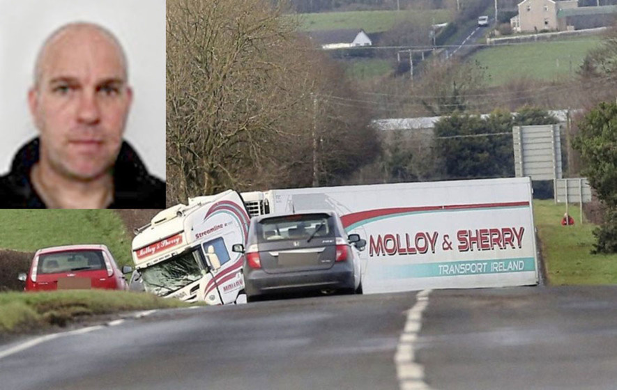 Tributes to father-of-three Peter Smyth killed in Coleraine road crash