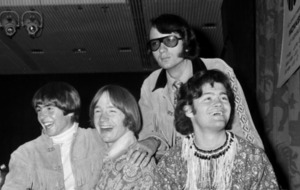 Monkees stars 'heartbroken' over death of bandmate Peter Tork