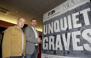 Story of Glenanne Gang premiers in Belfast