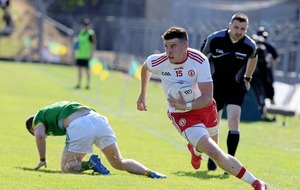 Connor McAliskey returns to the Tyrone squad for Monaghan clash
