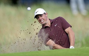 Rory McIlroy leads in Mexico but is set to miss Irish Open