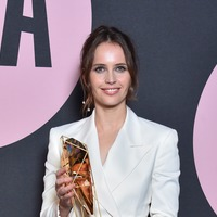 Felicity Jones calls for 'transparency' on equal pay in Hollywood