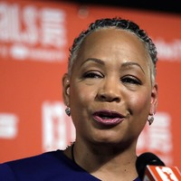 Time's Up chief resigned after assault allegation against her son, says group