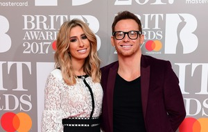 Stacey Solomon having a baby with Joe Swash