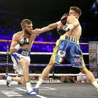 Anthony Cacace returns to action on undercard of James DeGale versus Chris Eubank junior