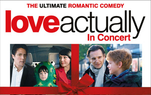 Love Actually live concert at Belfast's Waterfront Hall