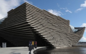 V&A Dundee among Antiques Roadshow filming locations this summer