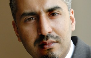 Maajid Nawaz wants to meet 'racist attacker'