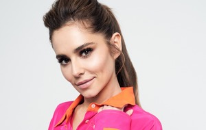 Cheryl: Motherhood means I can't dance as much as I'd like to