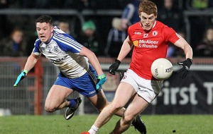 Tyrone break their duck in Division One to sink Monaghan