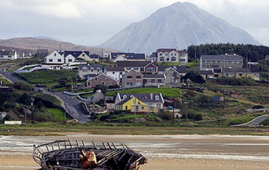 Best town for a three or four night stay in Co. Donegal