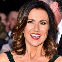 Susanna Reid channels her 'inner Joan Collins' at the Oscars