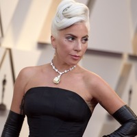 Lady Gaga wows at Oscars with diamond previously worn by Audrey Hepburn