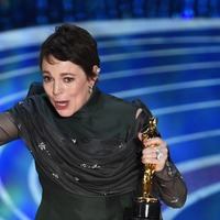 Olivia Colman – from British comedies to Oscar glory