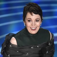'This is hilarious!' Olivia Colman's Oscars speech in full