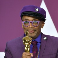 Spike Lee says 'the ref made a bad call' when asked about Green Book's Oscar win