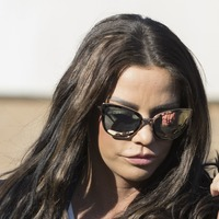 Katie Price in court on drink-driving charge