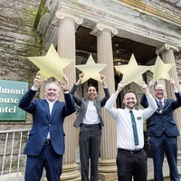 Multi-million pound hotel investment leads to four-star status for Belmont