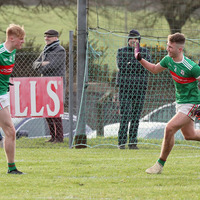 Late St Patrick's Armagh's penalty forces replay against Omagh CBS