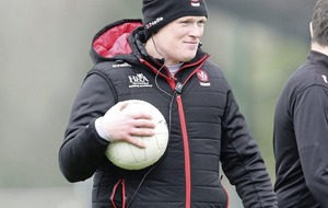 Injuries stunting Derry attempts to build attacking game: Damian McErlain