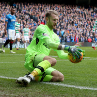 Celtic's Scott Bain hoping Brendan Rodgers stays