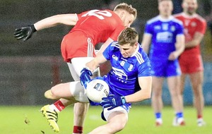 Monaghan was vital to our Division One prospects: Tyrone ace Frank Burns