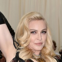 Lady Gaga and Madonna pose for post-Oscars snap