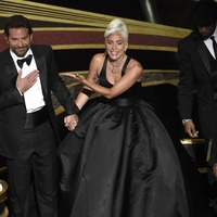 Lady Gaga praises 'genius' Bradley Cooper after their intense Oscars duet