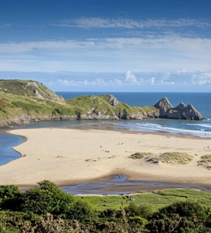 Travel: Gower's closeness to Swansea is a bonus but, really, it's all about the beaches
