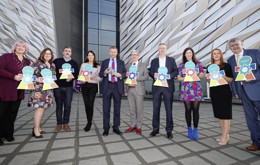 Talent equals success' guests told as 2019 Irish News Workplace