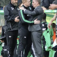 Neil Lennon returns as Celtic manager after departure of Brendan Rodgers to Leicester