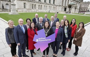 Visit Belfast launches new marketing campaign to grow business tourism