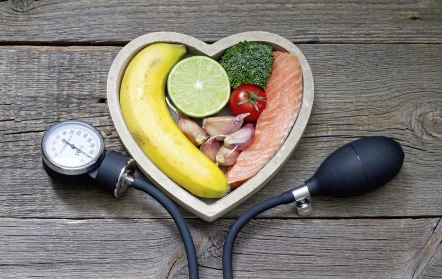 how can diet affect blood pressure