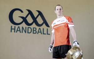 Charly Shanks is back - and he is back to win All-Ireland Handball