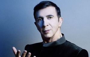 Marc Almond says hello to City of Derry Jazz Festival