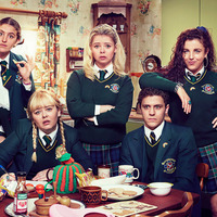 Channel 4 releases first images from Series 2 of hit comedy Derry Girls