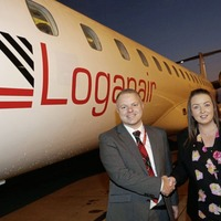 'Vital' Derry to Stansted air link takes flight