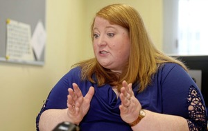 Naomi Long labels DUP Brexit strategy a 'massive act of self-harm'