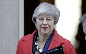 Theresa May 'sees Brexit as damage limitation exercise'