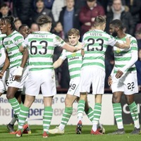 Celtic boss Neil Lennon ecstatic as Odsonne Edouard injury-time winner beats Hearts