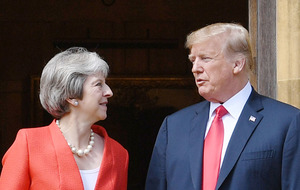 Protests expected as Donald Trump to make state visit to UK in June