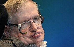 Hawking's black holes VR will demystify physics, says daughter