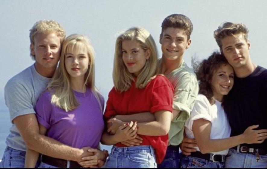 Μπέβερλι Χιλς 90210 dating χαρακτήρες tag σε μια τοποθεσία γνωριμιών