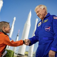 Astronaut Jon McBride on space travel, Neil Armstrong and his Donegal roots
