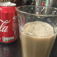 This comedy writer is trying to convince everyone 'milk coke' is a popular drink