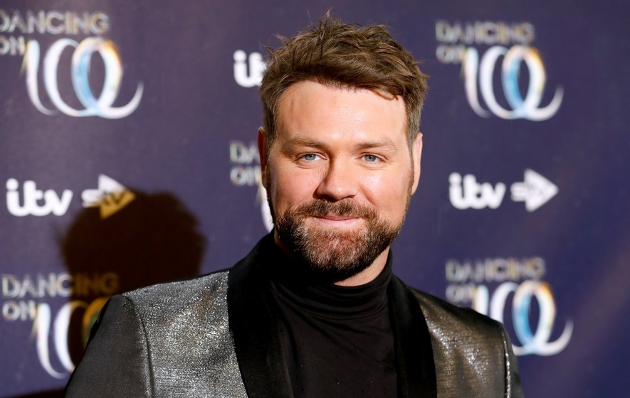 Brian Mcfadden Shocked To Have Made It To Dancing On Ice Semi Final
