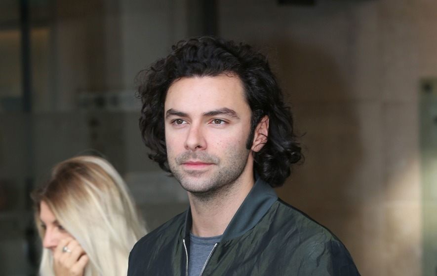 ea346f8b3f Aidan Turner scoops gong for stage role a world away from Ross Poldark