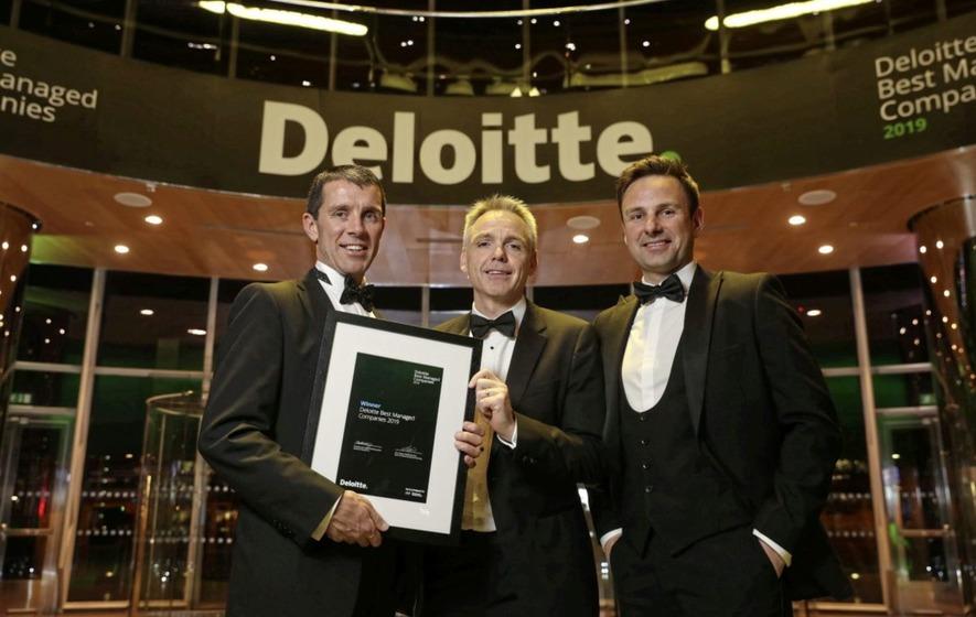 Three Northern Ireland firms join Deloitte's Best Managed network