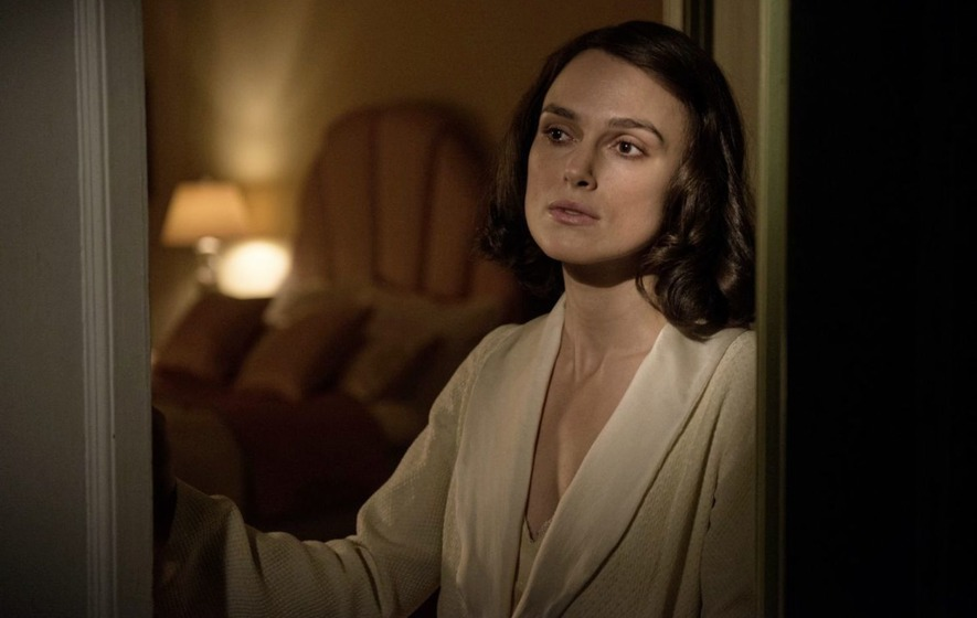 Keira Knightley on her role in The Aftermath: I do like ...