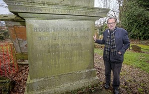 Tom Hartley: History of Belfast's cemeteries is key to understanding the city's past